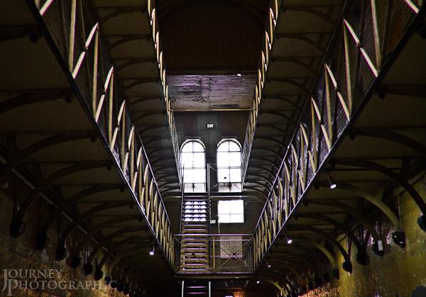 Picture of Old Melbourne Gaol, Melbourne, Australia