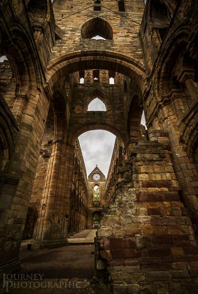Picture of Jedburgh Abbey, Jedburgh, Scotland